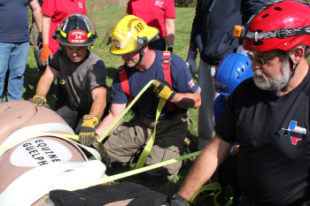 Large Animal Rescue Workshop – Meaford Fire Department