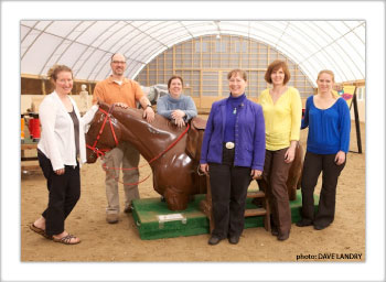 Equine Guelph staff