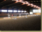 Hop Hill Stable arena