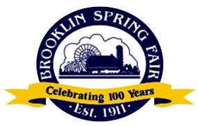 (logo) Brooklin Spring Fair