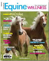 (button) Equine Wellness Magazine cover