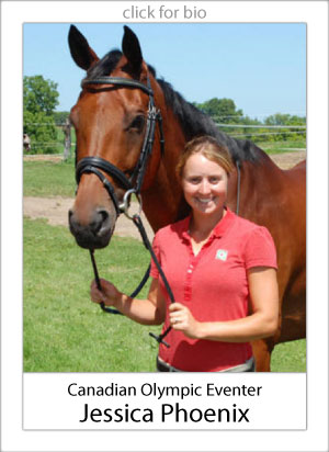Olympic Athlete Jessica Phoenix to be Guest Speaker in Equine Guelph's Upcoming Online Exercise Physiology Course