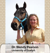Dr. Wendy Pearson, University of Guelph