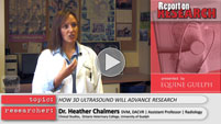 Dr. Heather Chalmers Report on Research Video