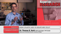 Thomas Koch Report on Research Video