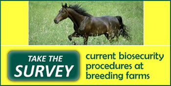 Take the Survey - Current Biosecurity Procedures at Breeding Farms